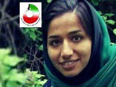 زهرا محمدی معلم زبان کردی
